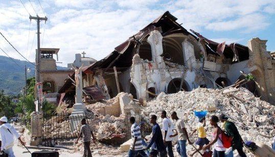 ハイチ大地震から5年 当時と今の移り変わりを画像で追う