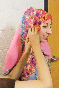 【画像】ムスリム女性が被る布