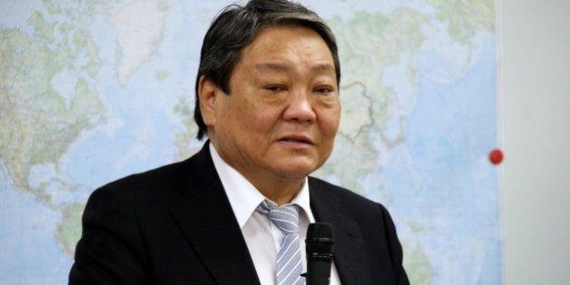 朝鮮総連ビル、アバール社の落札許可が宙に浮く 駐日モンゴル大使「政府は無関係」と強調