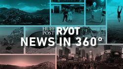 「ハフポストRYOT」がスタート VR技術であなたのストーリーを