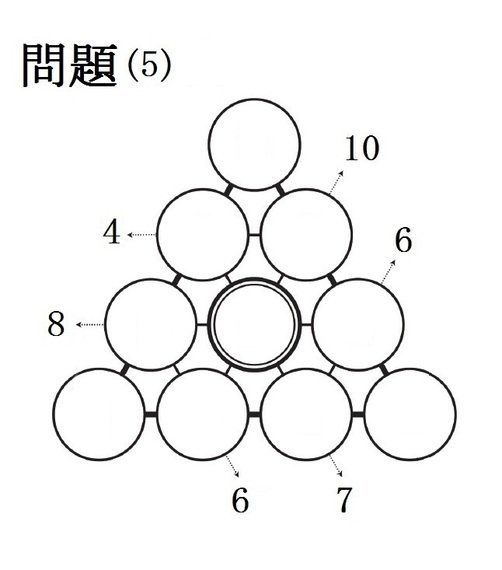 三角パズルに挑戦! 第3回