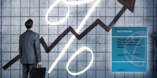 途上国は、米利上げによる市場混乱の可能性に備えを