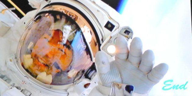 野口聡一さん、「地球は青かった」「私はカモメ」など宇宙飛行士の名文句について語る