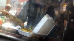 ニューヨーク市、飲食店でのプラスチック容器を禁止へ