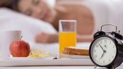 良質な睡眠のカギは「朝食」にあり