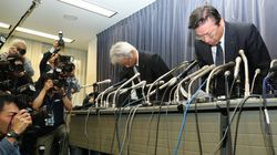 三菱自動車の燃費不正は62万台 相川哲郎社長「無念で忸怩たる思い」