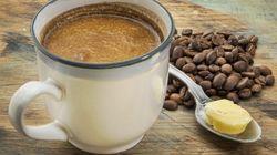 コーヒーには砂糖でなくてバター? アメリカで「ダイエットに効く」「脳が活性化する」と評判