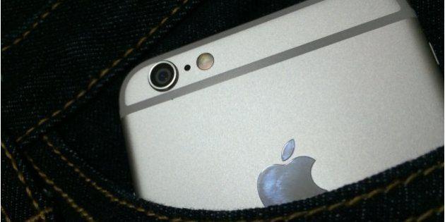 Pocket iPhone 6