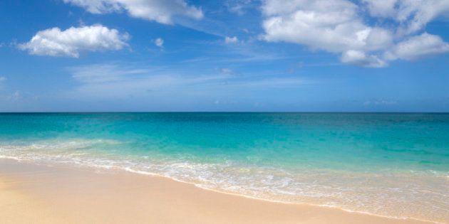 カリブ海で最もきれいな島、それはグレナダ(画像)