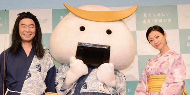 壇蜜さん、「性的だ」と炎上・公開停止された宮城県PR動画に