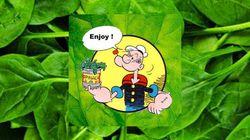 毎日ホウレンソウなどの葉物野菜を一皿加えるだけで、脳が11歳若返る(研究結果)
