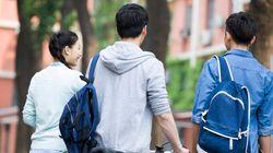 湖南大学の学生諸君との討論会
