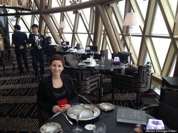 プライベートジェットでしか読めない超富豪向け雑誌が選んだ「世界のベストレストラン」日本からランクインしたのは...(画像)