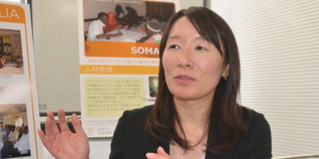 「平和構築、女性の発想が役立つことも」グローバルに活躍する人材とは――瀬谷ルミ子さんに聞く