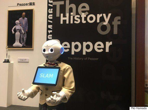 Pepperだらけのファッションショーが開催。優勝した衣装は?(画像集)