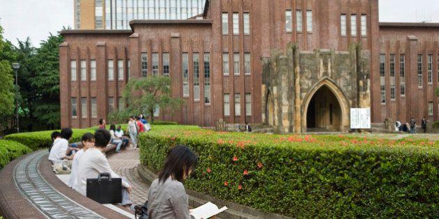Students_Yasuda Hall_Tokyo University