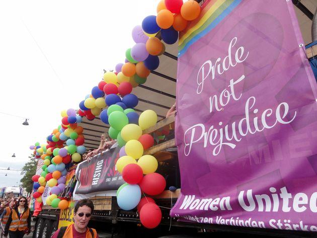 「先入観ではなく、プライド(Pride not