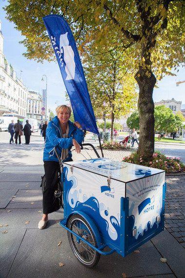 日本とは違う、なぜノルウェー選挙運動は「祭り」のように楽しい?