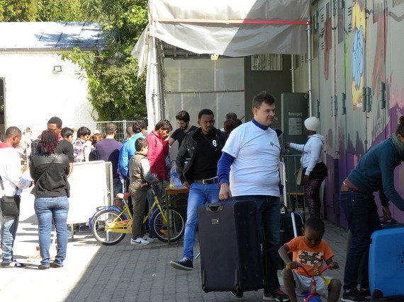 難民流入はいつまで続くのだろうか