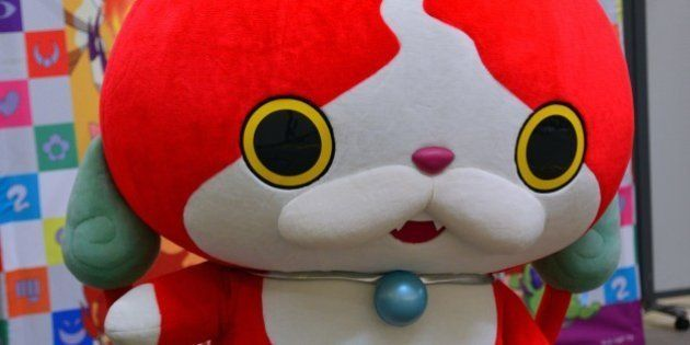 TO GO WITH STORY: Japan-entertainment-games-toy,FOCUS by Miwa SuzukiThis picture taken on August 12,...