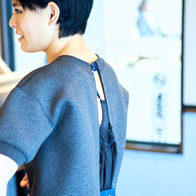 菅原小春さん「踊るときは気持ちが入る服を選びたい」Lenet FUN! MY