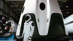 イーロン・マスク氏、スペースXの宇宙服を公開