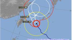 【台風進路予想】台風18号、連休には九州接近か