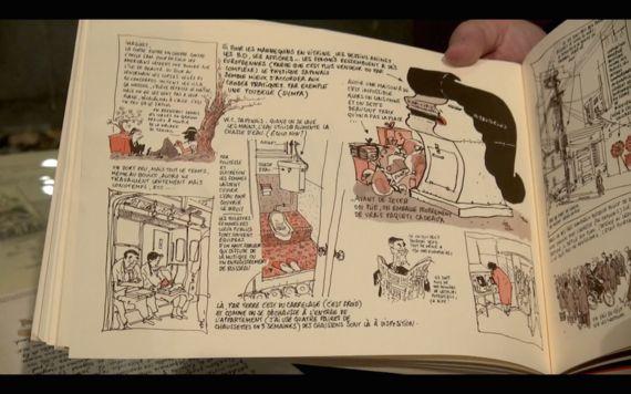 パリ新聞社襲撃 殺された漫画家達の知られざる日本との交流が明らかに