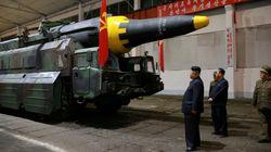 北朝鮮のミサイルは襟裳岬の東約2000キロに着水、「火星12」か 韓国軍はミサイル発射訓練