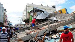エクアドル大地震、少なくとも246人死亡 陸橋が崩れ落ちる【UPDATE】