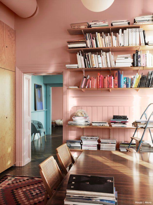 優しさと幸福感あふれる愛情の色、ピンクのインテリア効果
