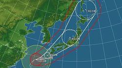 台風18号、接近前から大雨に 猛烈な風が吹く恐れも
