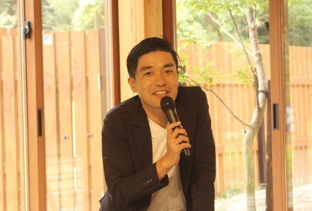 ナチュラルスマイルジャパン株式会社の松本理寿輝さん