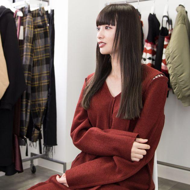 鈴木えみさん「自分のなかに蓄えた引き出しを駆使して、お洋服をつくりたい」Lenet FUN! MY