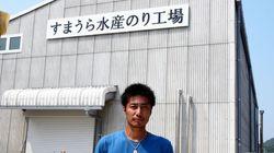 客足が減った地元の海に息を吹き返す。須磨海岸を愛する若き漁師の挑戦