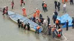 天竜川の転覆事故、船頭主任に逆転無罪