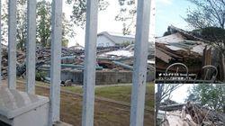 ジェーンズ邸が倒壊、明治の西洋建築 日本赤十字発祥の地【熊本地震】