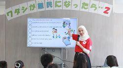 夏休み子どもイベント「私が難民になったら...2~シリア出身・ラガドさんに聞いてみよう~」を開催しました