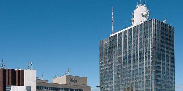 NHK放送センター(東京都渋谷区) Photo by