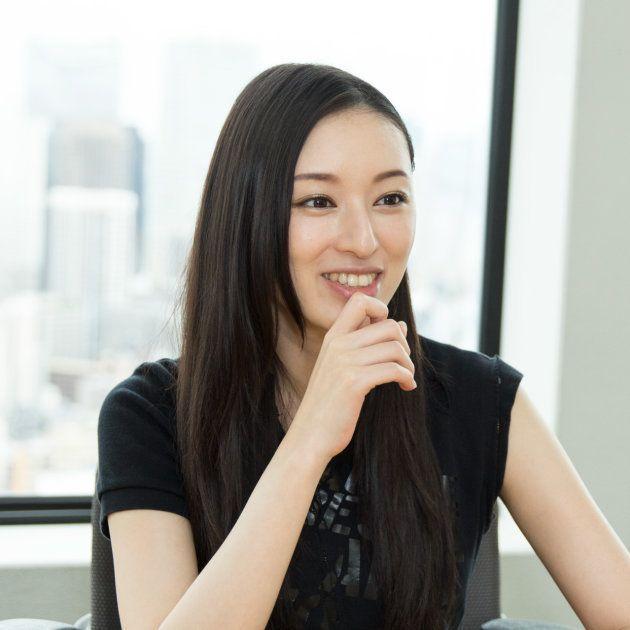 栗山千明さん「年齢的に自分に似合うものが分かってきた」Lenet FUN! MY