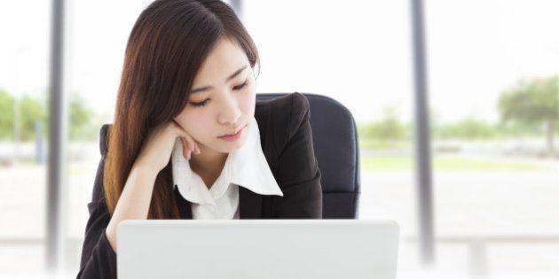 29歳以下の非正規雇用者が「仕事を辞めたいと思った瞬間」は?
