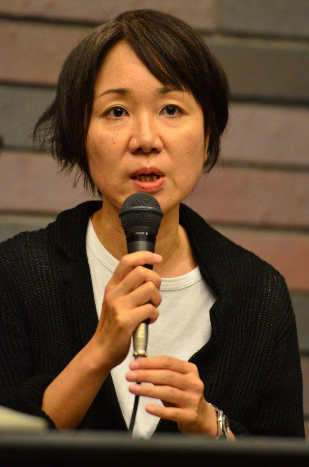 辰井聡子教授