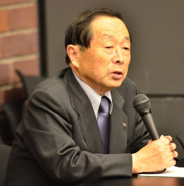 小野友道氏