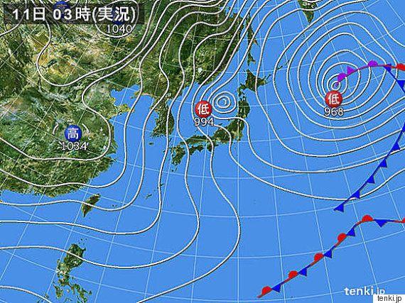 中国・北陸地方で続くドカ雪 暴風雪の地域も