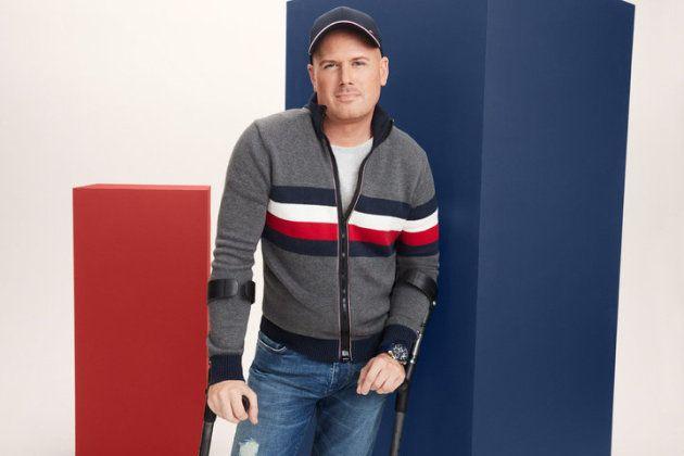 トミーヒルフィガー、車いすや義肢の人が着やすい洋服のデザインを始める