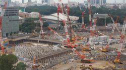 新国立競技場の建設企業81社、違法残業などで是正勧告