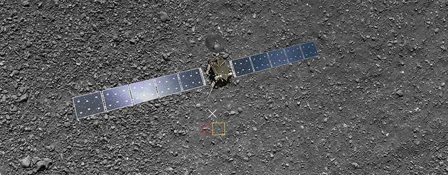 彗星に衝突して任務を終えた探査機ロゼッタ、地球に送った「最後の写真」