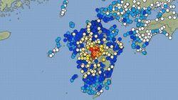 【地震情報】熊本で震度7、9人死亡