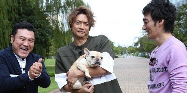 香取慎吾&草なぎ剛、『おじゃMAP!!』で9カ月ぶりに歌う 放送前はいろんな
