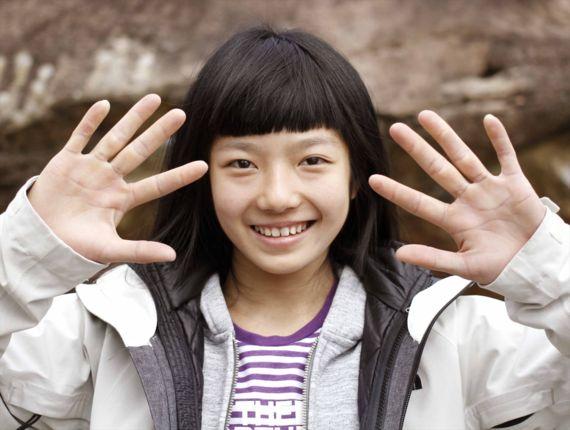 女子高生クライマー白石阿島さん、未知の世界へ